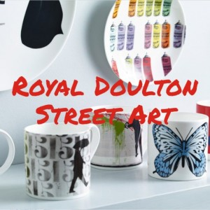 Royal Doulton Street Art - homeartyhome