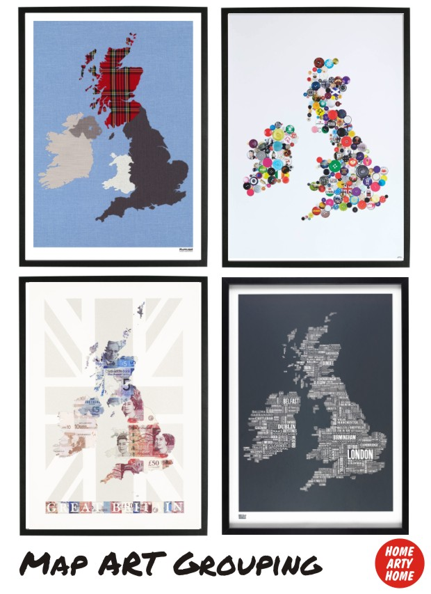 map art grouping - bold and noble - hello geronimo - mapplique - justine smith