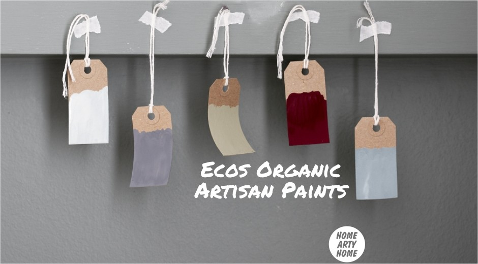 Ecos Organic Artisan Paints homeartyhome