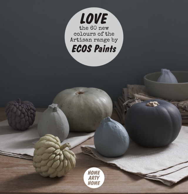 ecos organic paints new range of artisan colours home