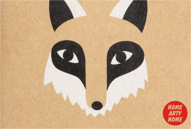 Foxy notebooks homeartyhome