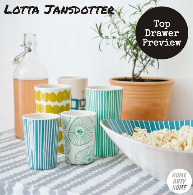 Home London January 2014 preview cubic lotta jansdotter