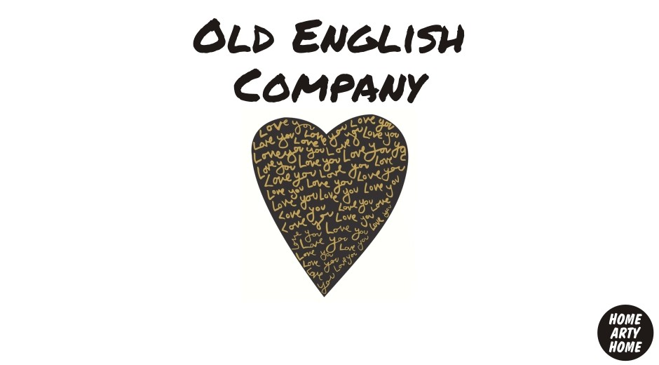 Old English Company homeartyhome