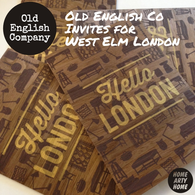 Old English Company west elm london homeartyhome