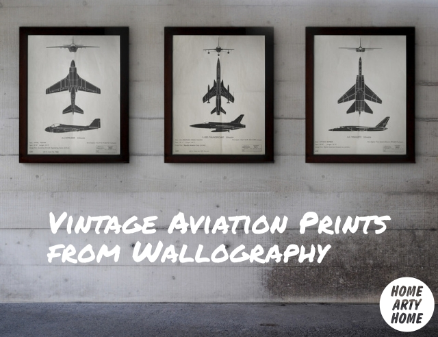 Wall Charts by Wallography homeartyhome aviation