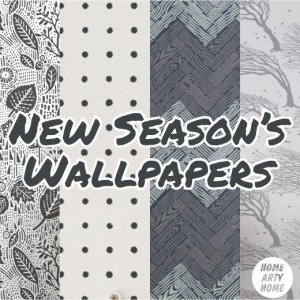New Wallpapers from Bold & Noble Farrow & Ball and Mini Moderns homeartyhome