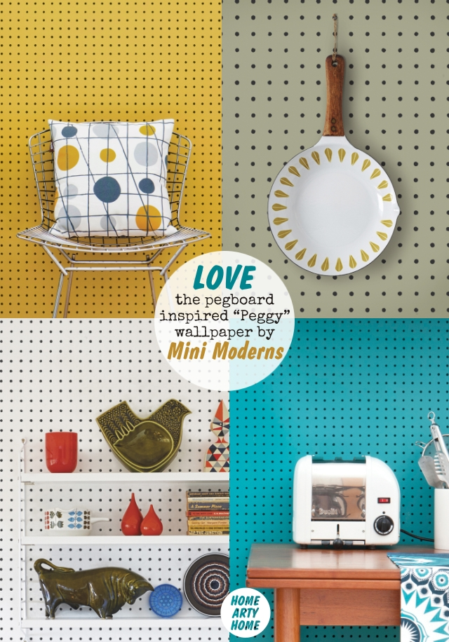 New Wallpapers from Bold & Noble Farrow & Ball and Mini Moderns homeartyhome mini moderns