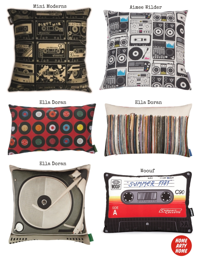 Rock On Music Inspired Decor Home Accessories Home