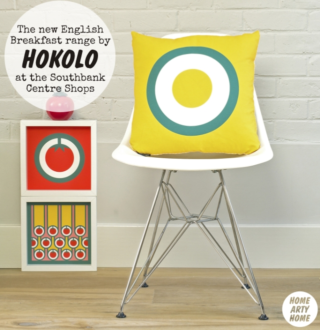 Spring to the Southbank Centre Shops homeartyhome HOKOLO