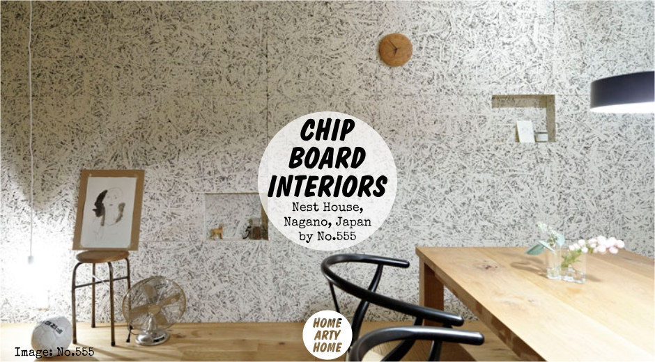 OSB OMG Chipboard Interiors Home Arty