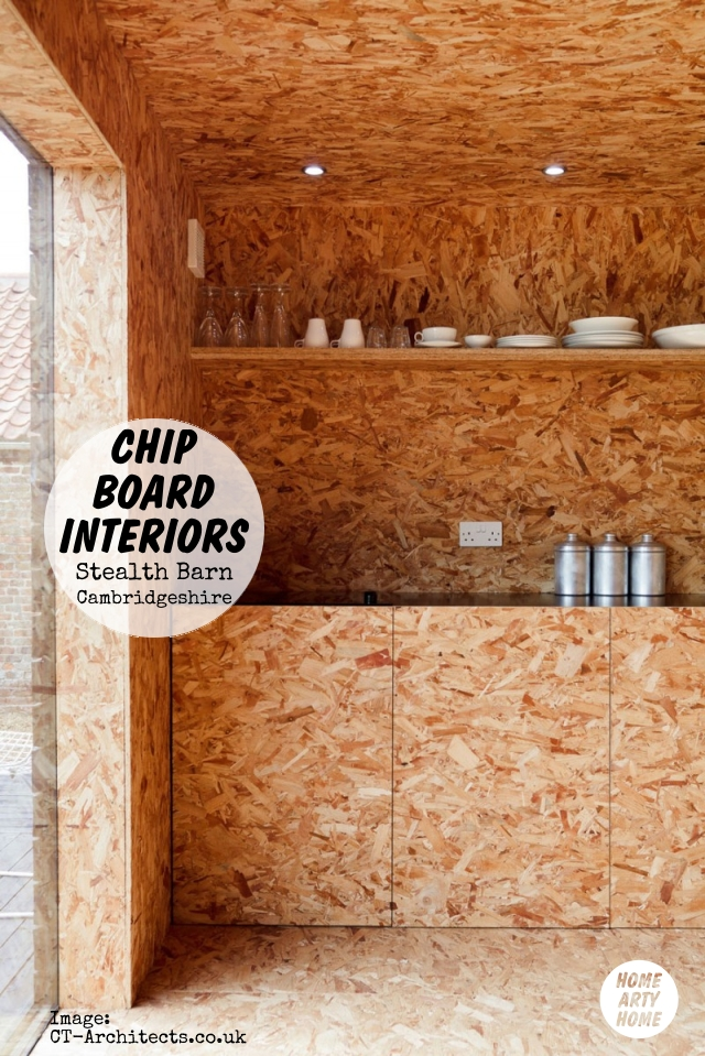 Osb omg chipboard interiors home arty home for Pose carrelage sur bois osb