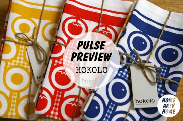 Pulse Trade Show Preview homeartyhome HOKOLO