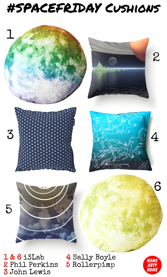 SpaceFriday Cushions homeartyhome