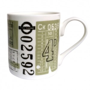 Mini Moderns London Transport Museum Mug