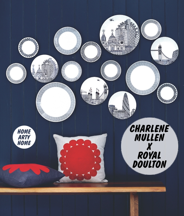 Charlene Mullen x Royal Doulton homeartyhome