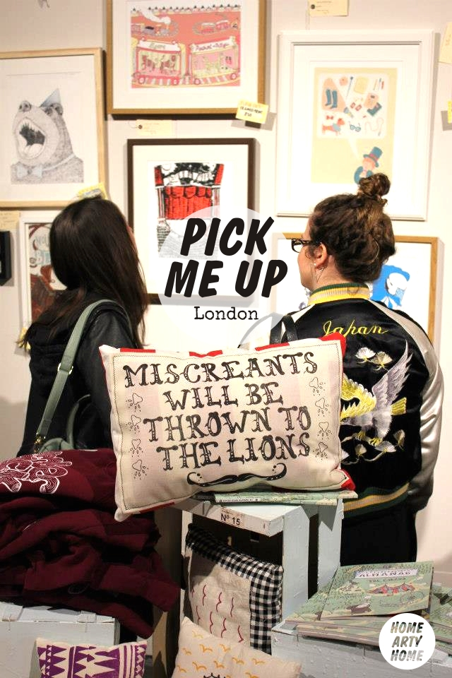 Pick Me Up London homeartyhome