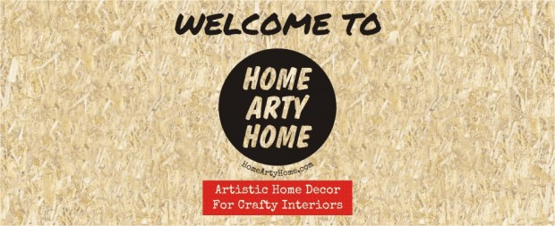 Welcome to Home Arty Home HomeArtyHome
