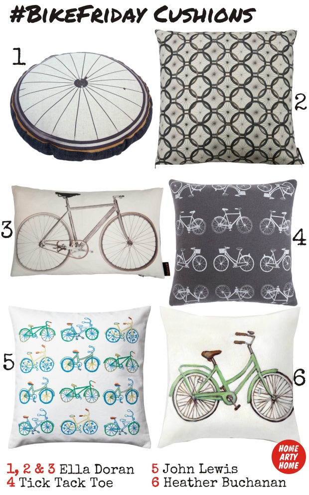 BikeFriday Cushions homeartyhome