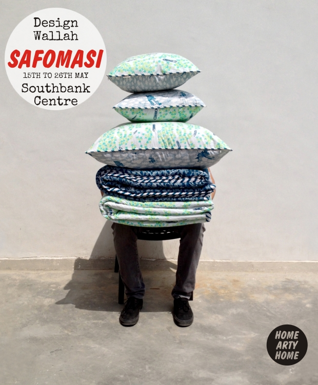 Safomasi Design Wallah Alchemy Southbank Centre homeartyhome
