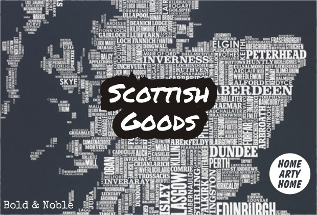Scottish Goods homeartyhome
