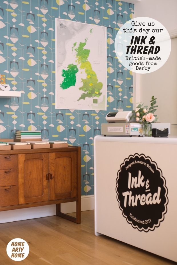 Ink and Thread homeartyhome