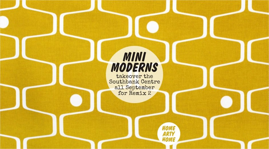 Mini Moderns takeover the Southbank Centre all SeptemberHome