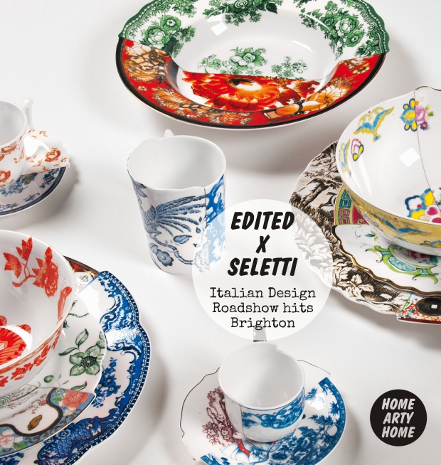 Edited x Seletti homeartyhome