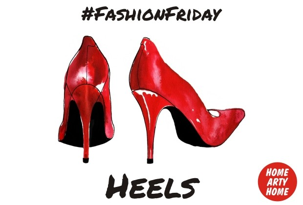 FashionFriday Heels homeartyhome