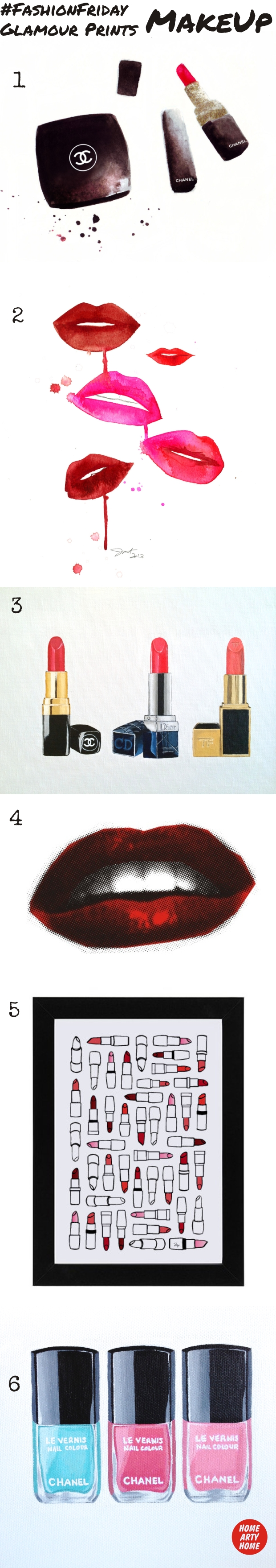 FashionFriday MAKEUP homeartyhome