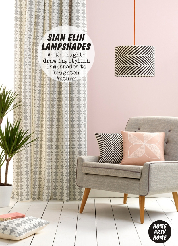 Sian Elin Lampshades homeartyhome 2