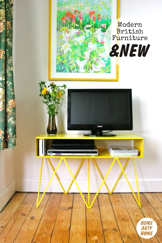 And New homeartyhome 2. Modern British Furniture by  New  Home Arty Home