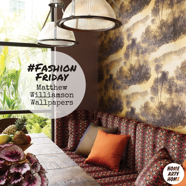 Matthew Williamson Wallpaper homeartyhome 1
