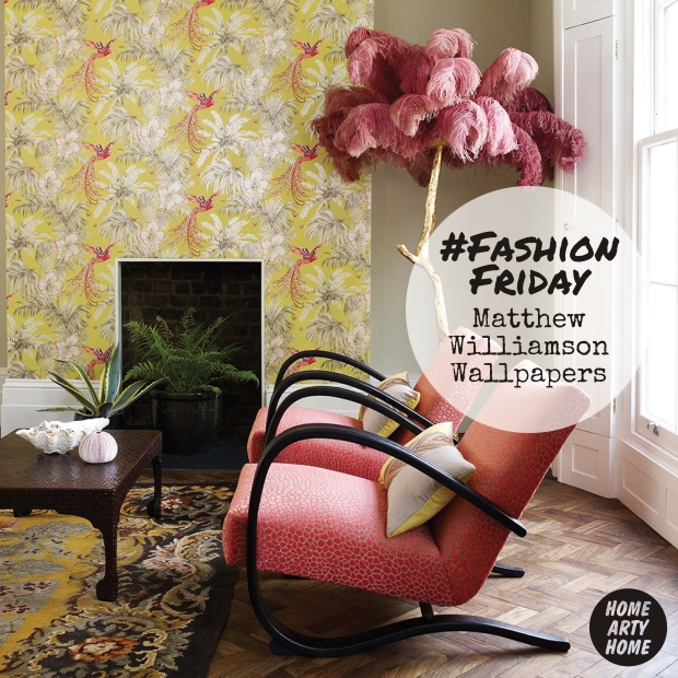 Matthew Williamson Wallpaper homeartyhome 3