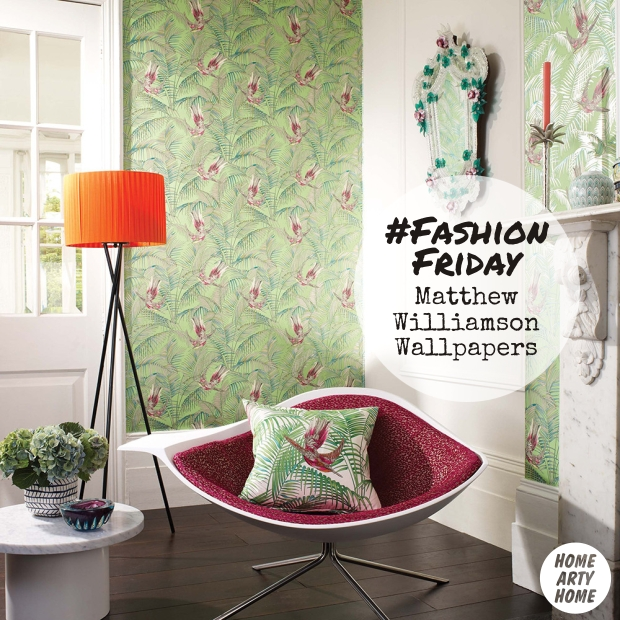Matthew Williamson Wallpaper homeartyhome 5