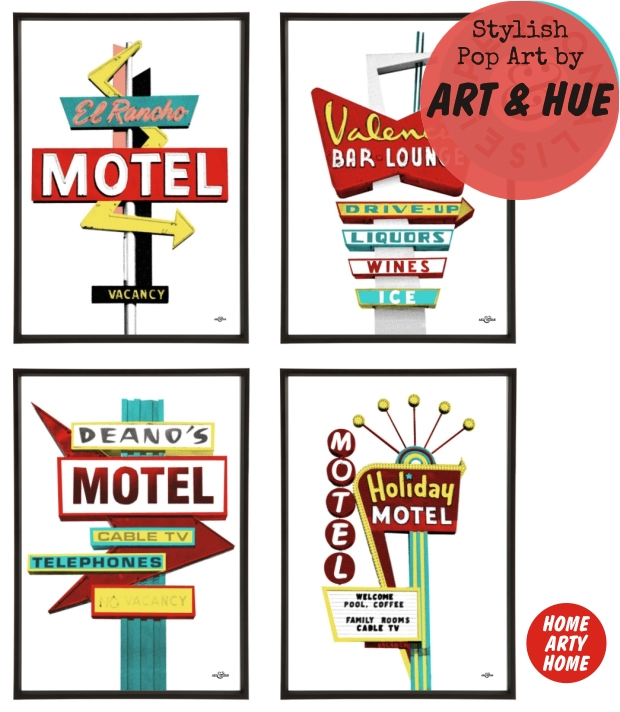 Art & Hue stylish pop art homeartyhome 4