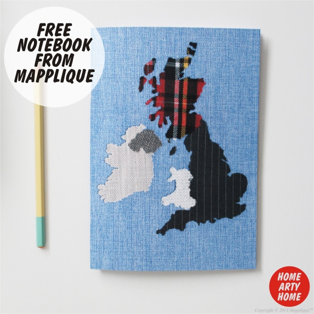 Free Gift for Christmas homeartyhome mapplique