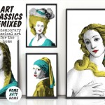 Art Classics Remixed: 3 contemporary takes on classical art