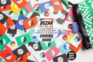 Bezar! The Fab new launchpad & marketplace for modern art & design
