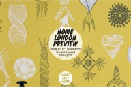 Home London Preview: New Mini Moderns Hinterland Wallpaper Designs