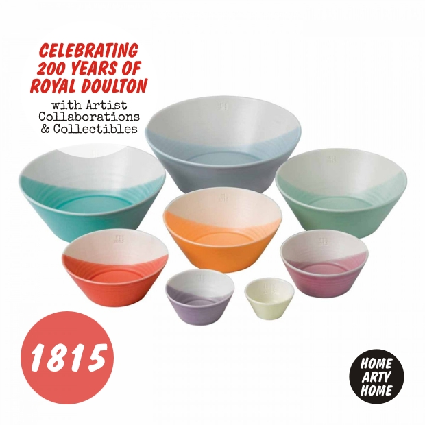 200 years of Royal Doulton homeartyhome 1815