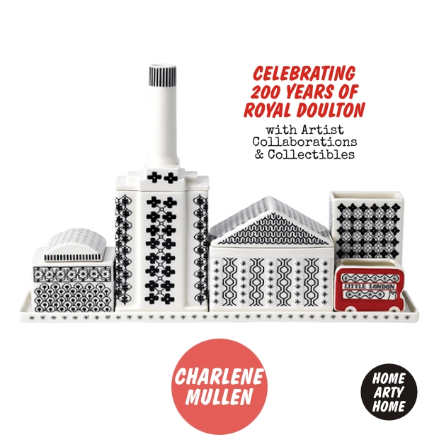 200 years of Royal Doulton homeartyhome charlene mullen