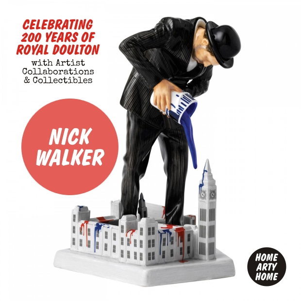 200 years of Royal Doulton homeartyhome nick walker