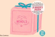 In homage to The Grand Budapest Hotel, nominated for nine Oscars, here's a Baker's Dozen of Mendl's-worthy Patisserie Art Prints