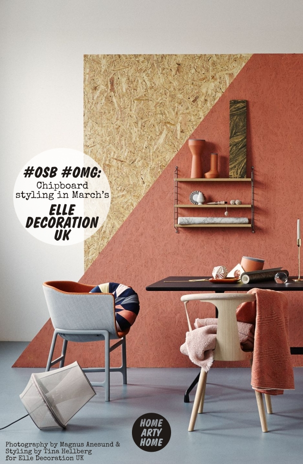 OSBOMG Chipboard in Elle Decoration homeartyhome 1
