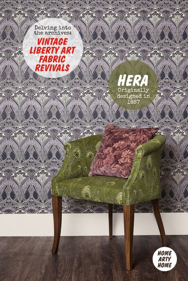 Vintage Liberty Art Fabric Revivals homeartyhome 2