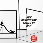 New Bunnies for Easter by Ham