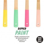 Dipped Paint: Home accessories & kitchenware dipped in colour