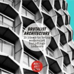 Brutalist Architecture – 15 items to bring modernist buildings indoors