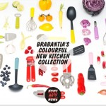 Brabantia's Colourful New Kitchen Collection