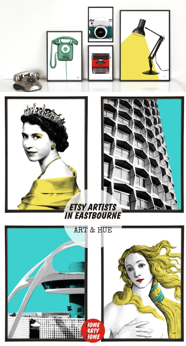 Eastbourne_Etsy_Artists_homeartyhome ArtAndHue
